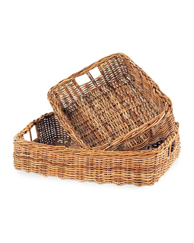 French Country Storing Basket
