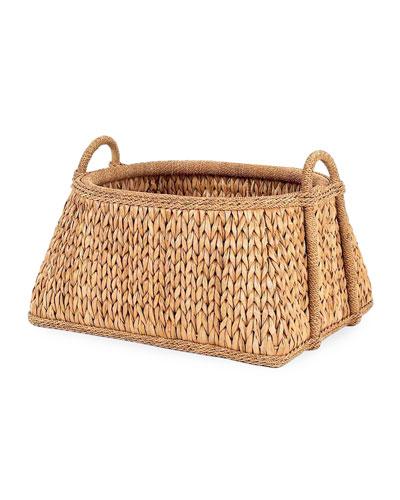 Sweater Weave Melon Basket