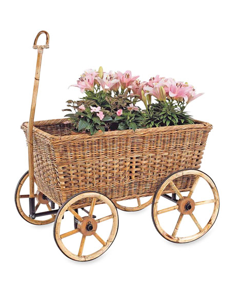 French Country Farmers Cart