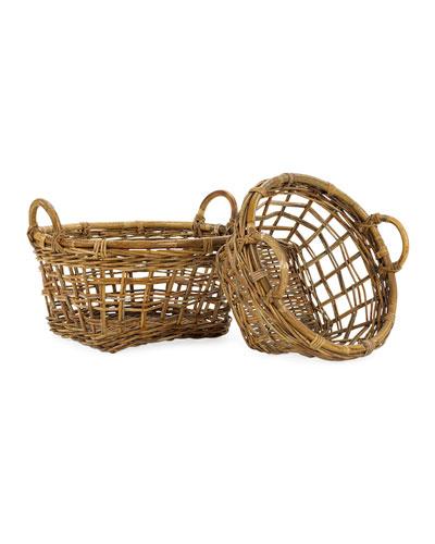 Cottage Garden Produce Basket