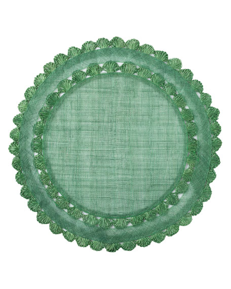 Juliska Isadora Evergreen Placemat