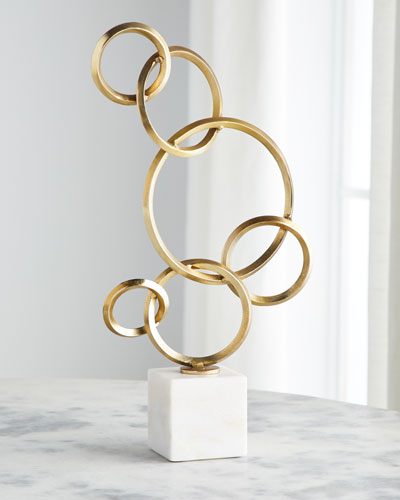 6 Ring Sculpture