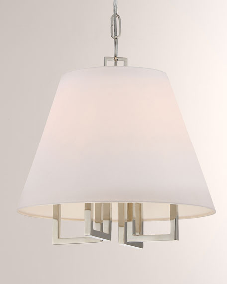 Libby Langdon 4-Light Chandelier