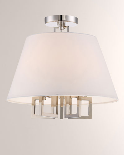 Libby Langdon 5-Light Ceiling Mount Light