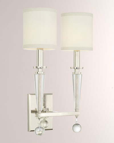 Paxton 2-Light Sconce