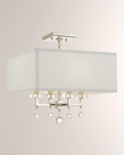Paxton 4-Light Chandelier