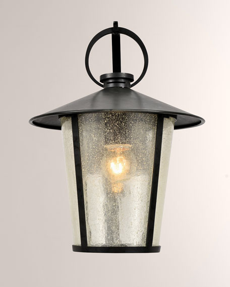 Crystorama Andover Outdoor Sconce