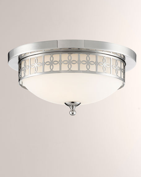 Anniversary 2-Light Ceiling Mount Light