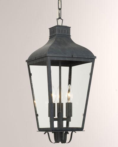 Dunmont Outdoor 3-Light Chandelier