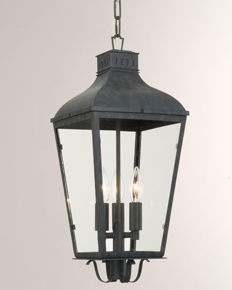 Dunmont Outdoor 3-Light Chandelier