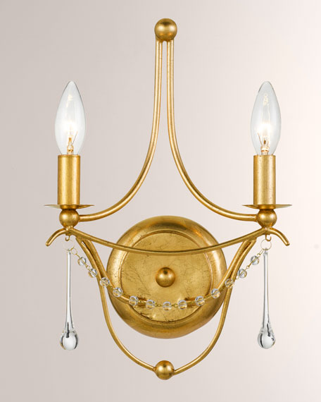 Metro 2-Light Sconce