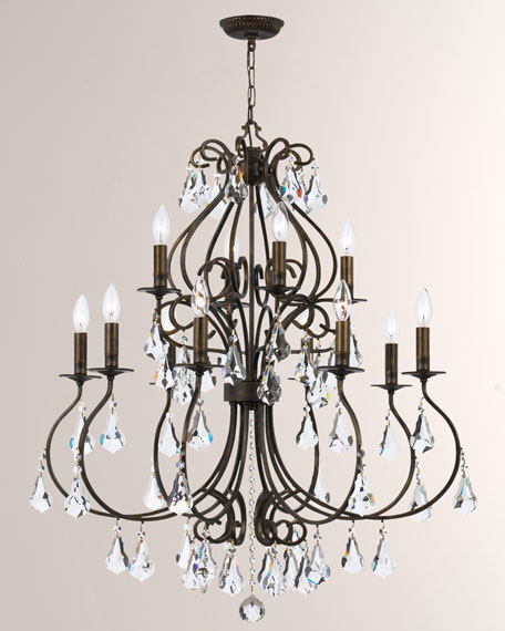 Ashton 12-Light Chandelier