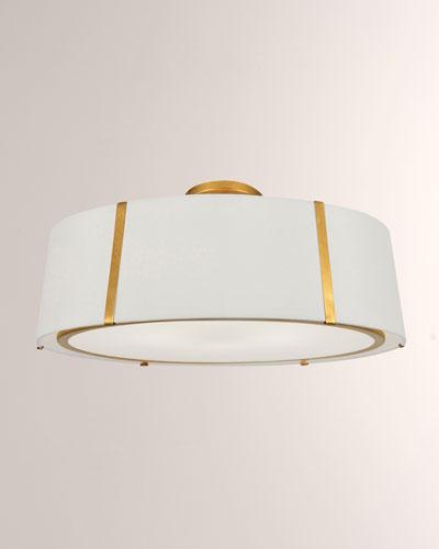 Fulton 6-Light Ceiling Mount
