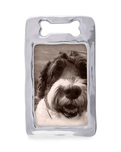 Open Dog Bone Picture Frame   4 x 6