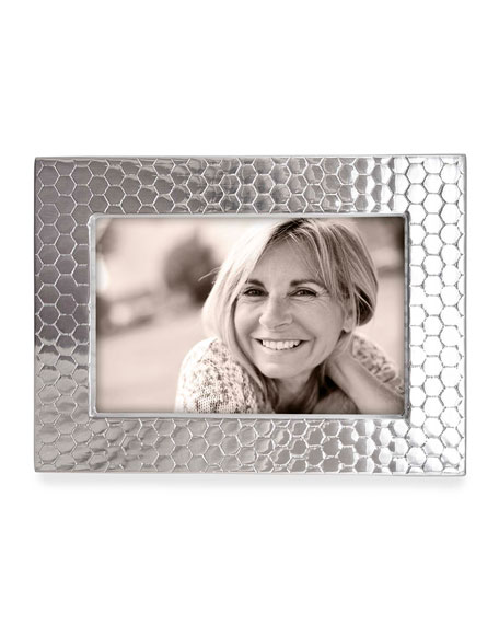 "Honeycomb Picture Frame, 4"" x 6"""