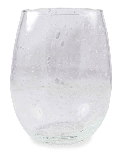 Bellini Stemless Red Wine Glass