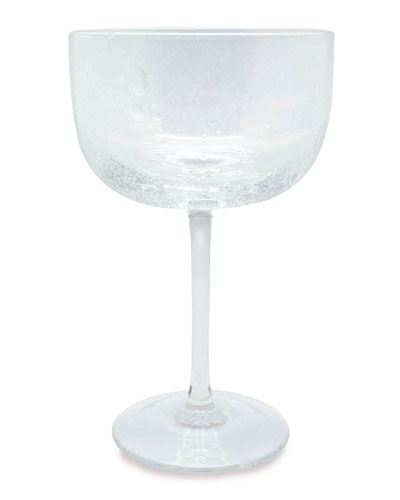 Bellini Clear Champagne Coupe