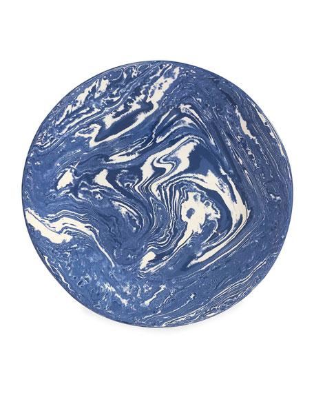Marble Ceramic Round Server