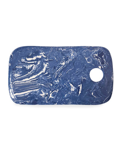Marble Ceramic Cheese Tray