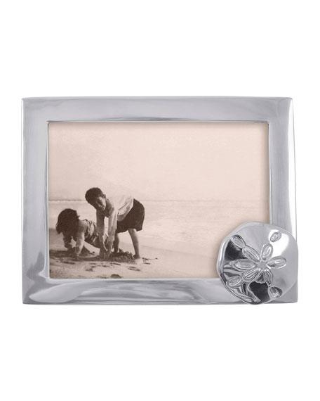 "Sand Dollar Frame, 5"" x 7"""