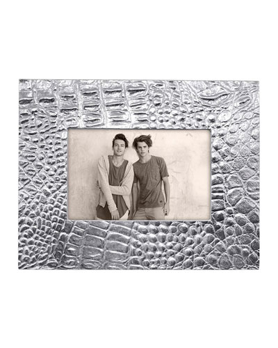 Croc Picture Frame  4 x 6