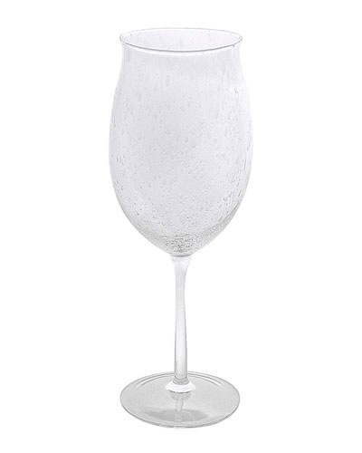 Bellini Big Red Wine Glass