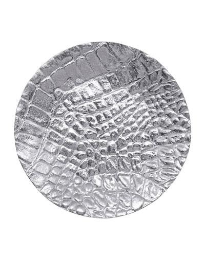 Croc Wine Plate