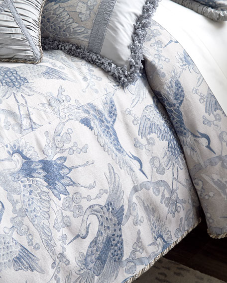 Birds of a Feather Queen Duvet
