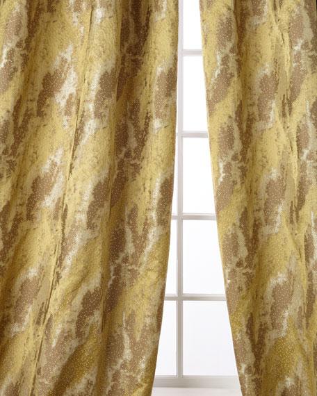 """Patina Curtain Panel, 95""""L"""