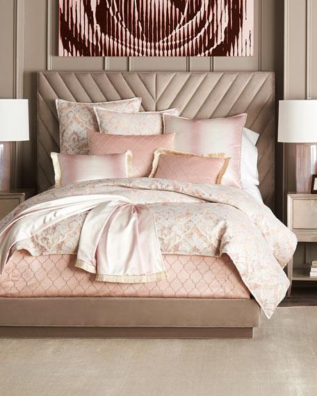 Haute House Velluto King Platform Bed