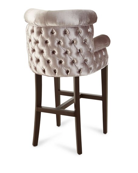 Eva Mirror Bar Stool