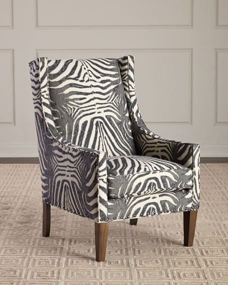 Angel Fire Wing Chair