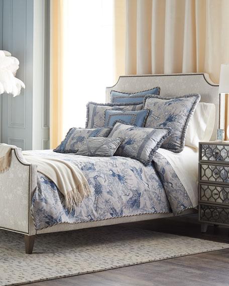 Amara Upholstered King Bed