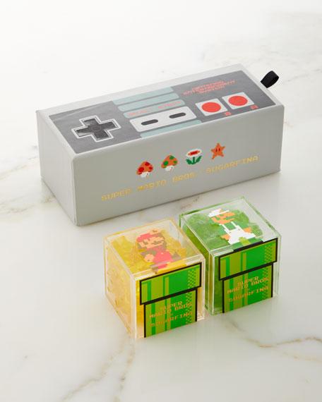 Nintendo Controller 2-Piece Candy Bento Box