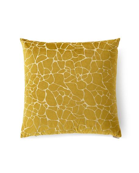 D.V. Kap Home Dare Sulfur Pillow