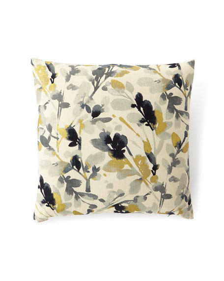 D.V. Kap Home Leaf Storm Pillow