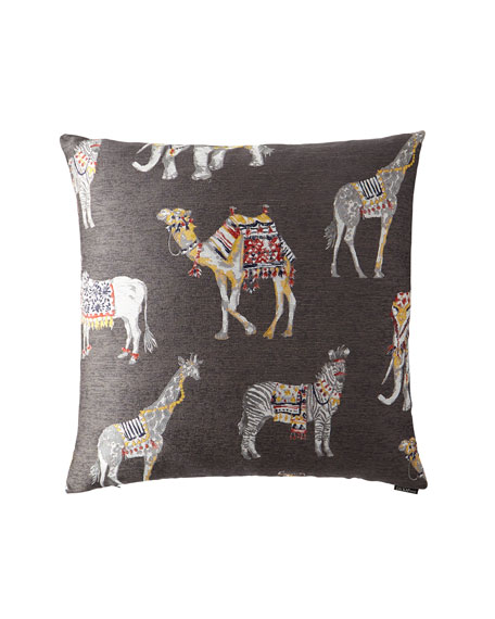 Animal Show Pillow