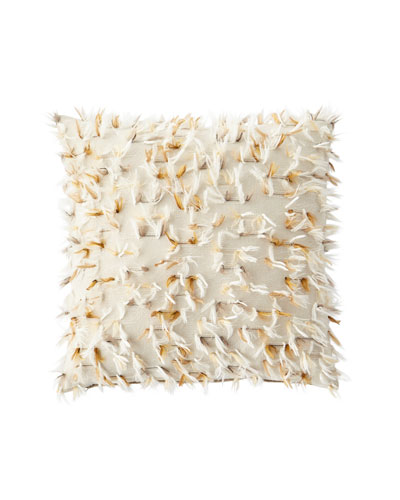Khaki Decorative Pillow