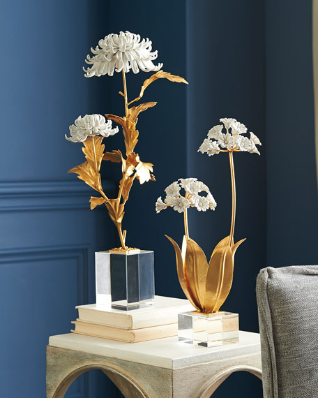 Allium Moly in Porcelain