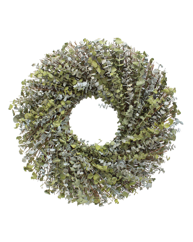 Floral Treasuresummer Wreath