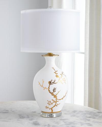 Porcelain Table Lamp