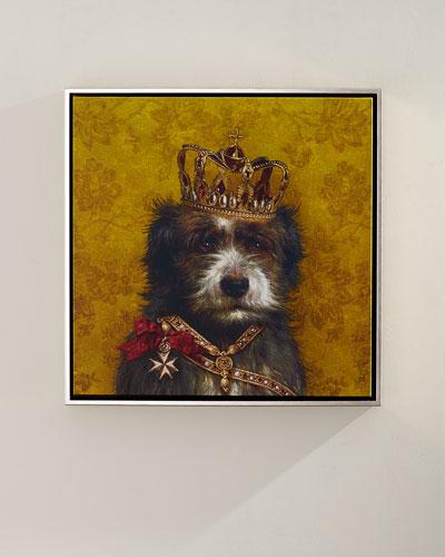 King Giclee Canvas Art