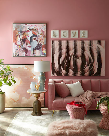 """What Makes a Rose Bloom"" Giclee Canvas Art"