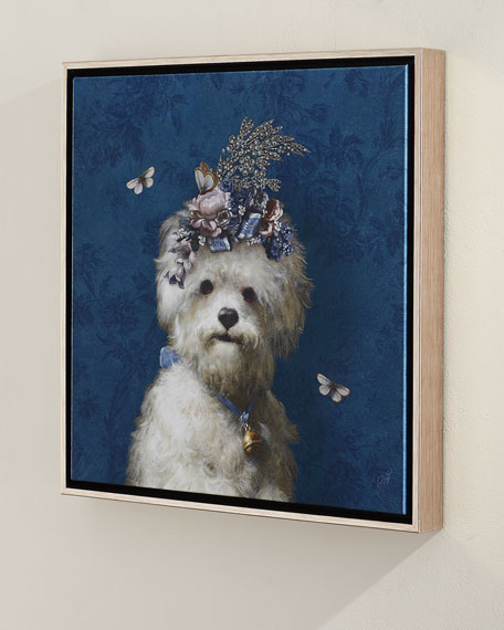 """Duchess"" Giclee Canvas Art"