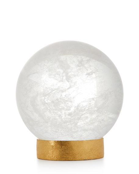 Odessa Large Crystal Sphere