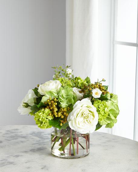 NDI Hydrangea Rose Florals