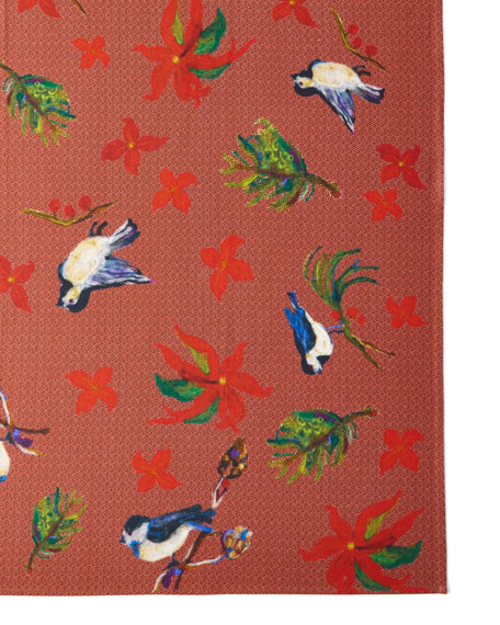 Woodland Friends Breakfast Tablecloth