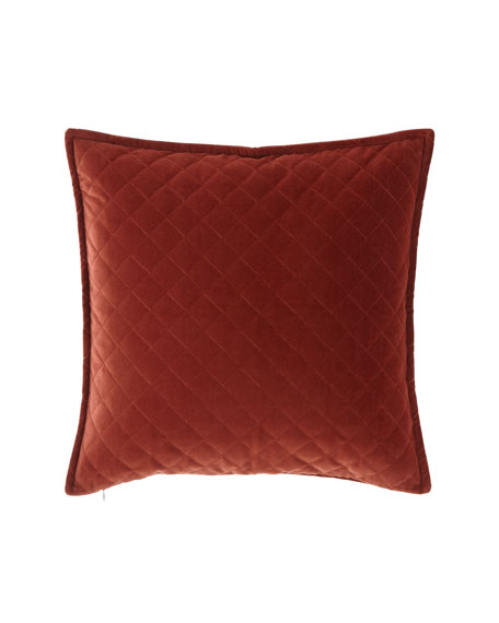 Austin Horn Collection Elite Velvet Pillow