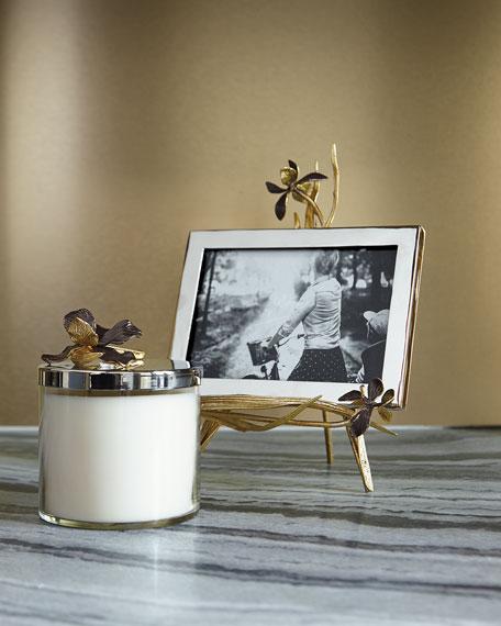"Black Iris Easel Frame, 5"" x 7"""