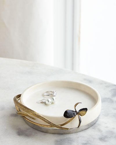 Black Iris Trinket Tray